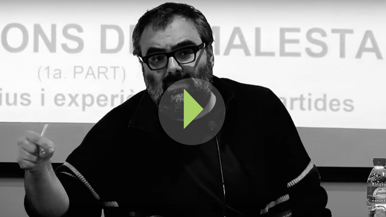 Presentació i conferència d'Amador Fernández-Savater
