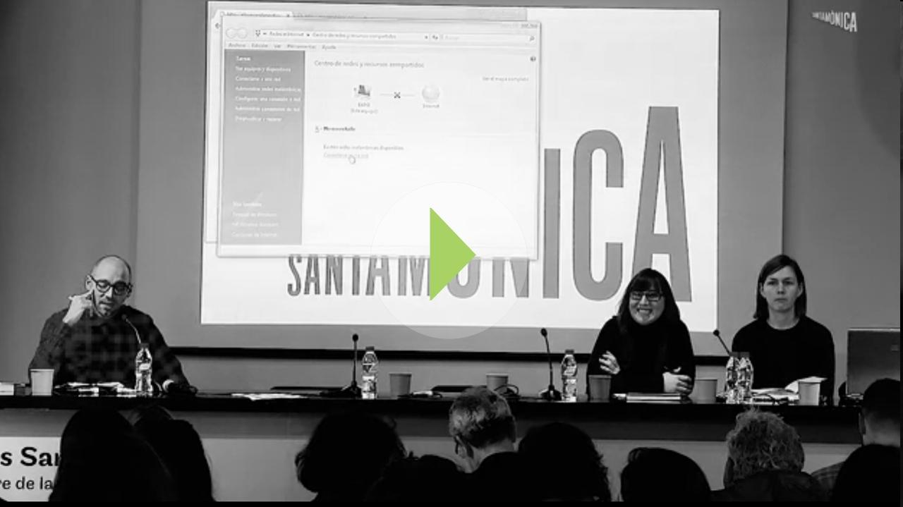 Presentació i conferència Bar-Project