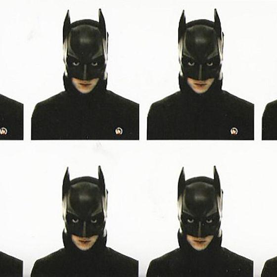 Proyecto Batman. Batman fotomatón.