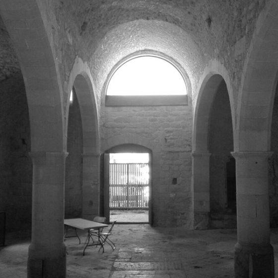 Capella de Santa Llúcia (Bòlit) a Girona.
