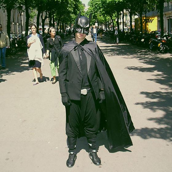Proyecto Batman. Portada Batman