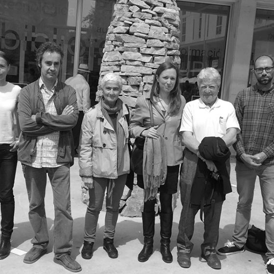 Acte de Rufino Mesa a la Universitat Rovira i Virgili de Tarragona