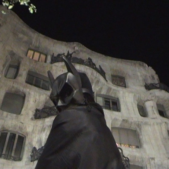 Proyecto Batman. Batman en La Pedrera