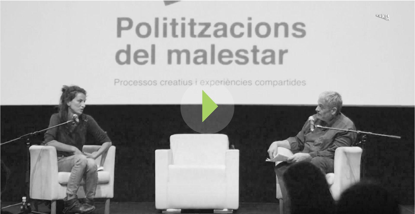 Diálogos: Núria Güell y Joan Minguet