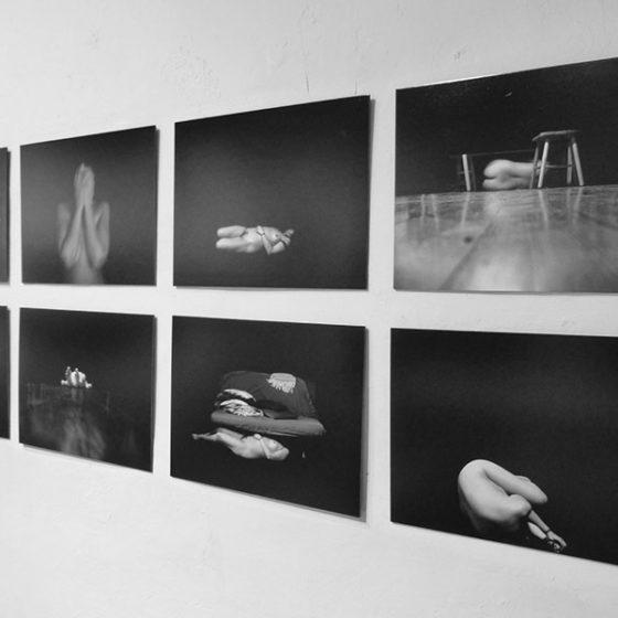 "Ulla Blanca Lima, Sèrie de fotografies, ""24, 48, 72... hores"", 2009"