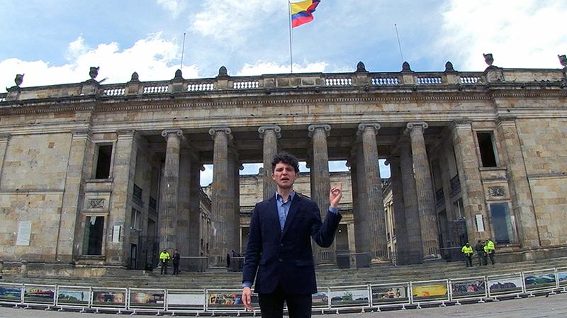 Discurso a la juventud colombiana.