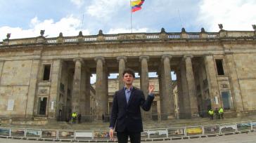 Discurso a la juventud colombiana